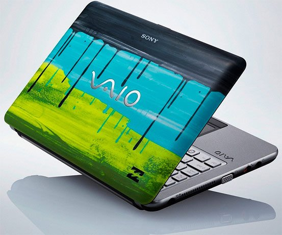 Sony Billabong Vaio