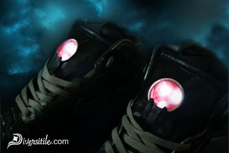 Custom Iron Man Sneakers