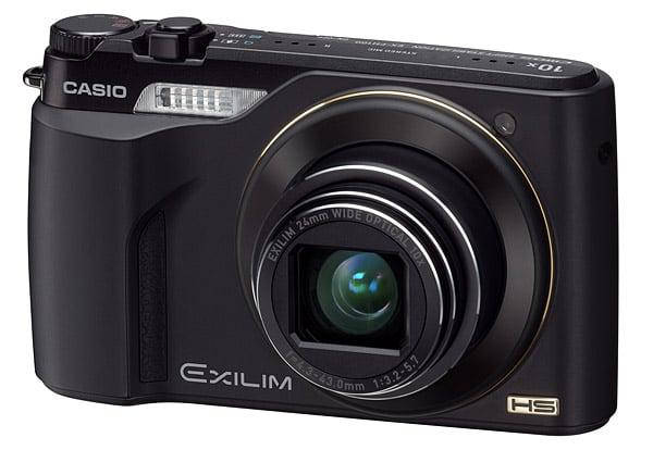 Casio Exilim EF-FH100