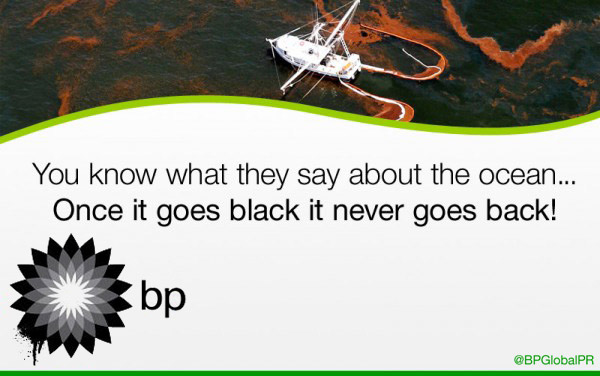 BP Public Relations Billboards