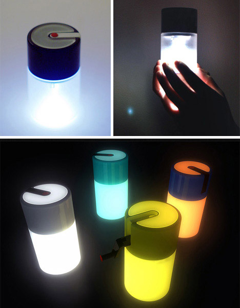 Hand-Crank Eco-Twinkle Light