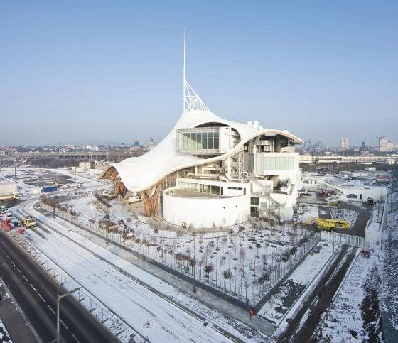 The Pompidou-Metz