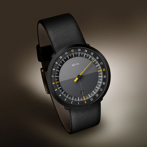 Botta Black Series Watch