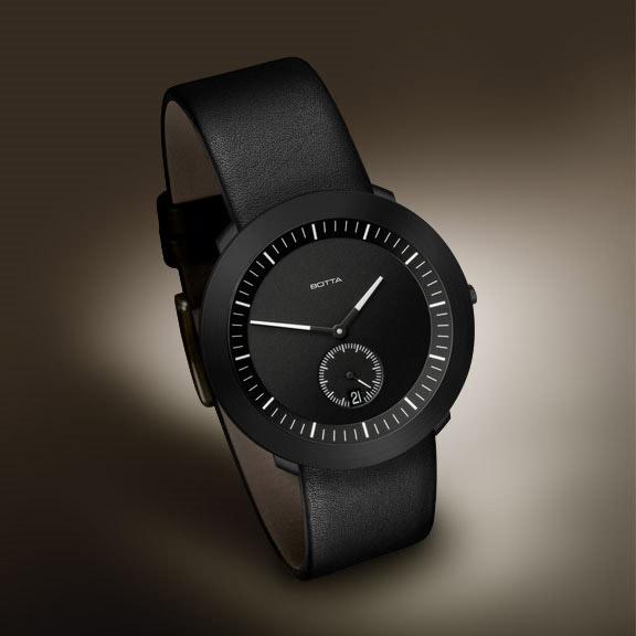 Botta Black Series Watch