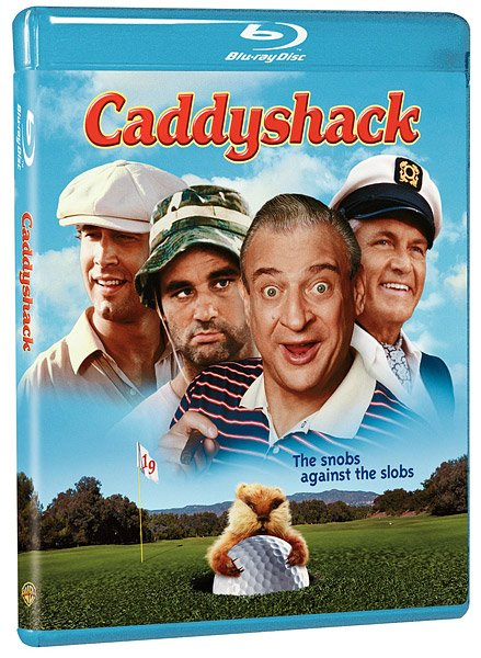 Giveaway: Caddyshack Blu-ray