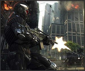 Gameplay: Crysis 2