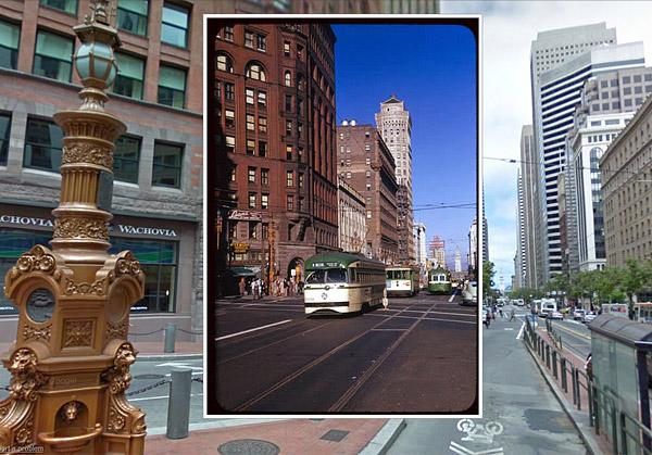 Google Maps Historypin