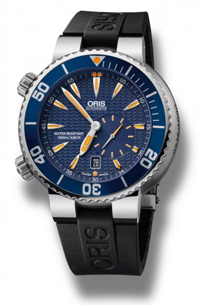 Oris Great Barrier Reef Watch