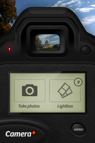 App: Camera+