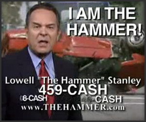 Funny: I Am The Hammer
