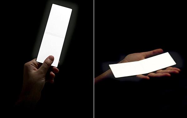Lightleafs OLED Bookmark