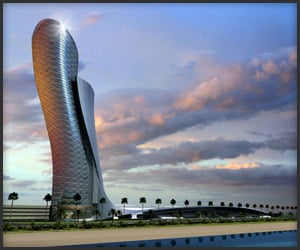 Capital Gate Tower