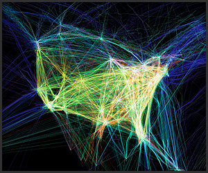 Flight Patterns Visualized