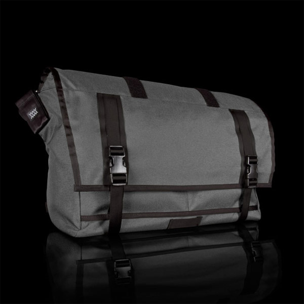 Shed Rolltop Messenger Bag