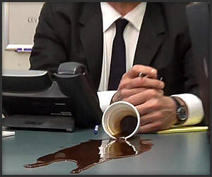 UCB: BP Coffee Spill