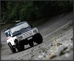 Custom Land Rover Defender