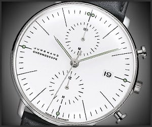 Junghans Max Bill Watches