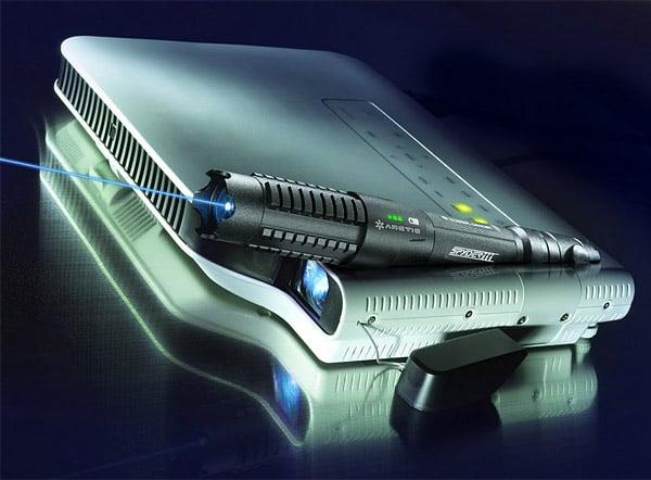 Spyder III Arctic Laser