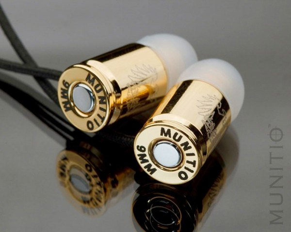 Teknines Bullet Earbuds