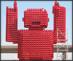 World Cup Coke Man