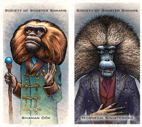 The Society of Sinister Simians