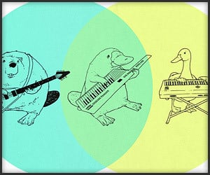 Venn: Origin of the Keytar