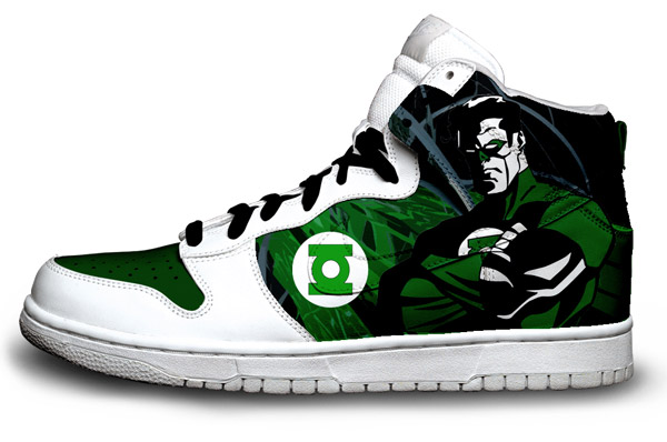 Pop Culture Sneaker Collection