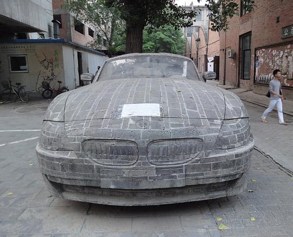 Stone BMW Z4