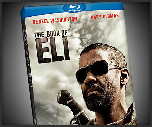 Blu-ray/DVD: The Book of Eli