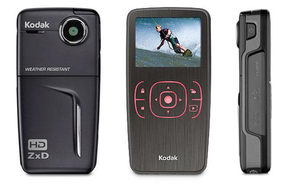 Kodak ZxD HD Camcorder