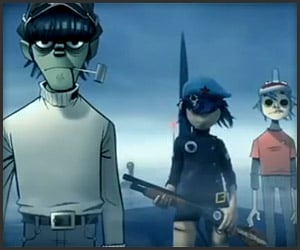 Gorillaz: On Melancholy Hill