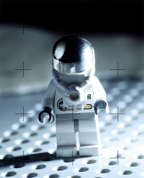 Classic Photographs in LEGO