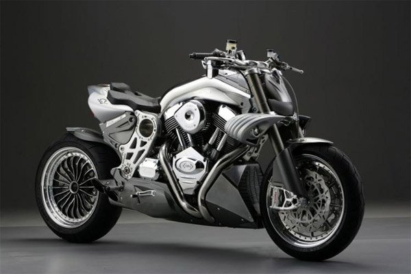 CR & S DUU Motorcycle