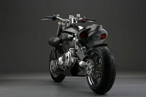 CR & S DUU Motorcycle