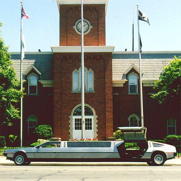DeLorean Stretch Limousine