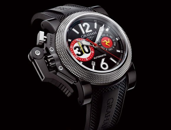 Chronofighter TT Watch
