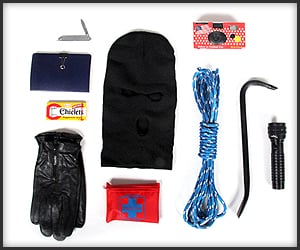 Partners & Spade Burglary Kit