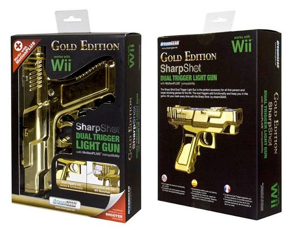 Gold Edition SharpShot