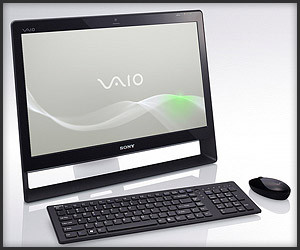 Sony VAIO J Series AIO PC
