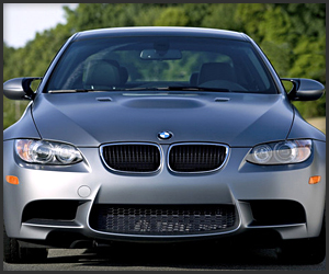 2011 BMW M3 Frozen Gray