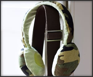 Urban Camo Headphones