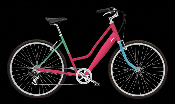 Puma Urban Bike Collection