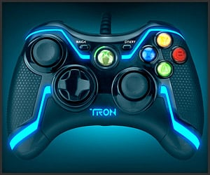 TRON Game Controllers