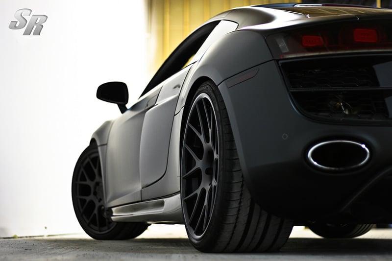 SR Audi R8 Valkyrie