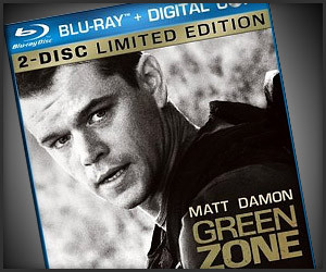 Blu-ray: Green Zone