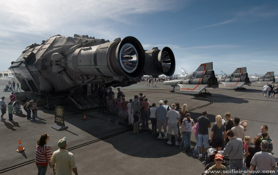 The Sci-Fi Airshow