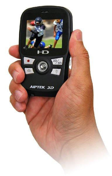 Aiptek 3D-HD Camcorder