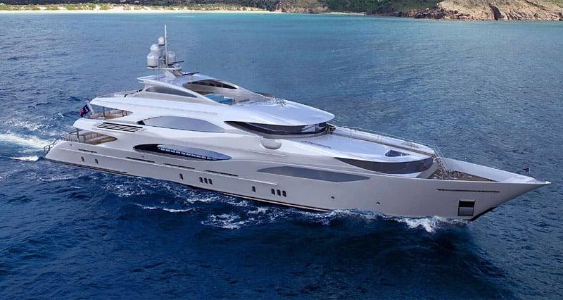 Trinity Euphoria Yacht