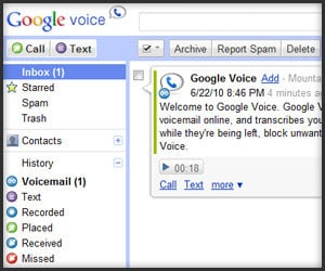 Google Voice Goes Public