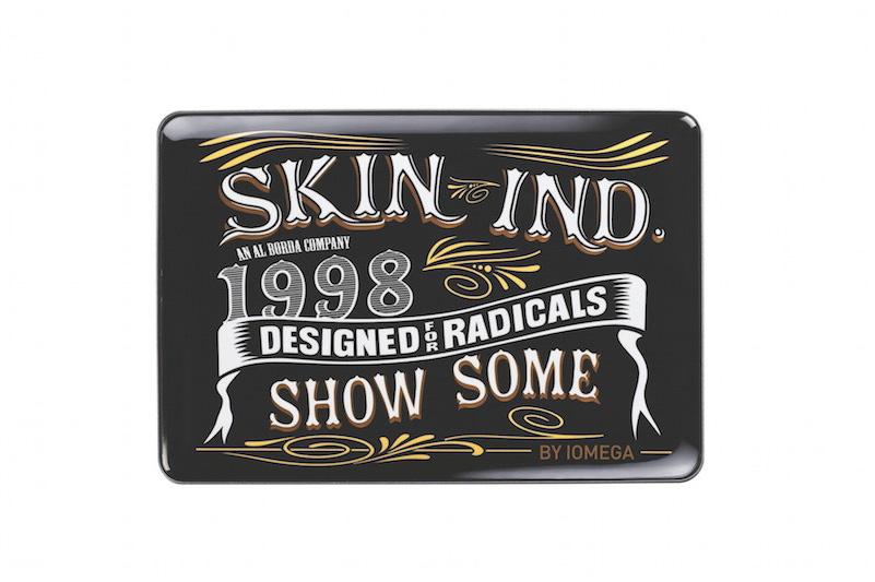 Iomega Skin Portable Hard Drives